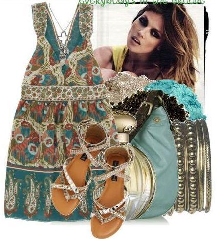 Блог.ру - alishavar - Этно-стиль в одежде.