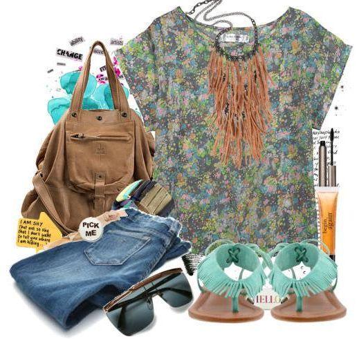 Этнический стиль в одежде - один из самых красочных и самобытных.