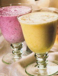 Этот освежающий напиток - ценный источник антиоксидантов.