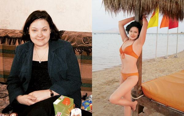 вес 120 кг как похудеть женщине